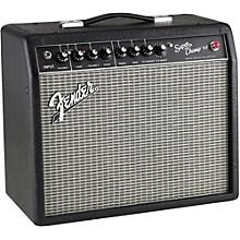 Fender Super-Champ X2 15W 1x10 Tube Guitar Combo Amp Level 1 Black