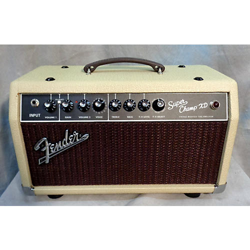 Fender Super Champ XD 15W Guitar Amp Head