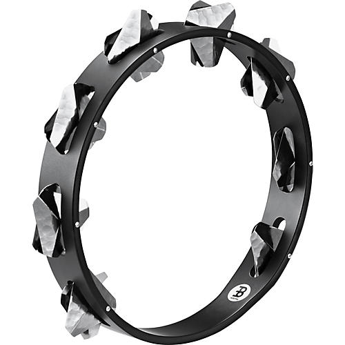 Meinl Super-Dry Studio Wood Tambourine One Row Stainless Steel Jingles