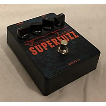 Voodoo Lab Super Fuzz Effect Pedal