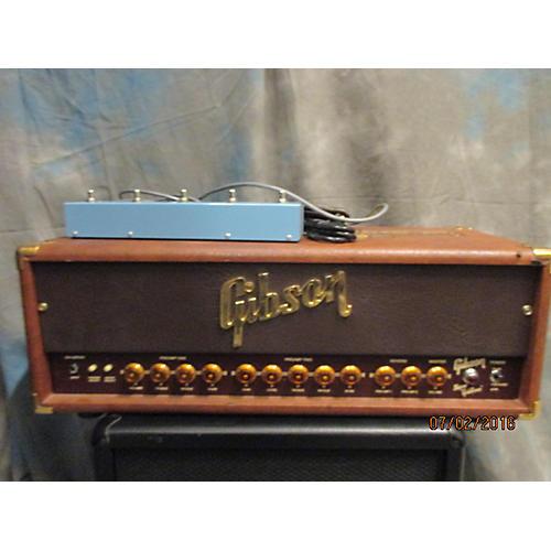used gibson super goldtone ga 30rvh 30w tube guitar amp head guitar center. Black Bedroom Furniture Sets. Home Design Ideas