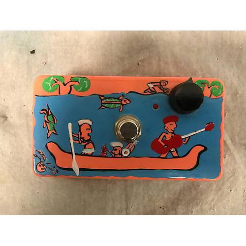 Zvex Super Hard On Hand Painted 1 Of 1 Effect Pedal