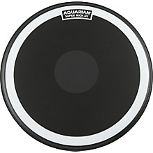 Aquarian Super-Kick III Black Drumhead Level 1 20 in.