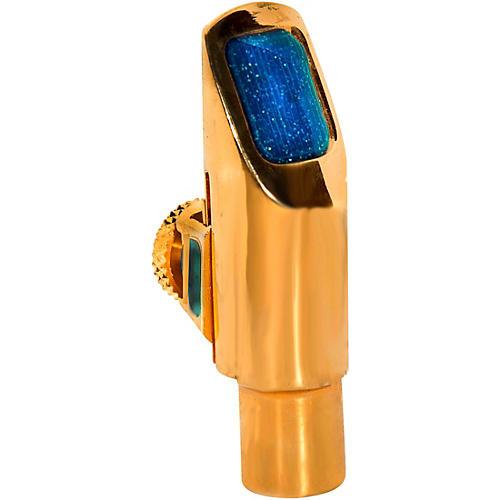 Sugal Super Lieb 360 TAM 18 KT Heavy Gold Plated Soprano Saxophone Mouthpiece