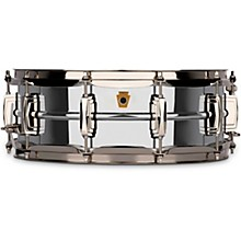 Super Ludwig Chrome Brass Snare Drum with Nickel hardware 14 x 5 in.