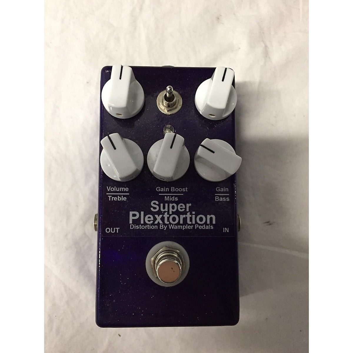 Wampler Super Plextortion Effect Pedal
