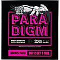 Ernie Ball Super Slinky Paradigm Electric Guitar Strings 3-Pack thumbnail