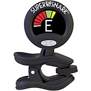 Super Snark 2 Clip-On Tuner Black