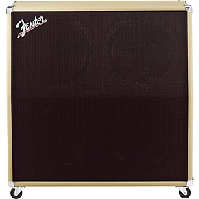 Fender Super Sonic 100 412 4x12 Guitar Speaker Cabinet