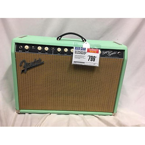 Fender Super Sonic 22 22W 1x12 Limited Edition Tube Guitar Combo Amp