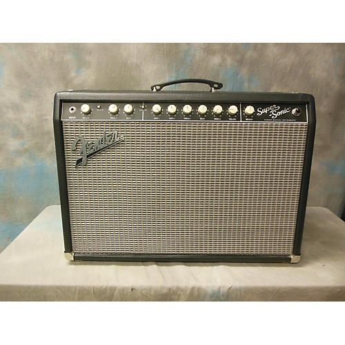 Fender Super Sonic 22 22W 1x12 Tube Guitar Combo Amp
