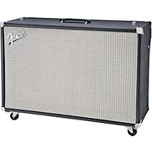 Super-Sonic 60 60W 2x12 Guitar Speaker Cabinet Black Straight