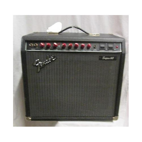 Fender Super Sonic 60 60W Tube Guitar Amp Head