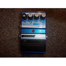 DOD Super Stereo Chorus Fx68 Effect Pedal