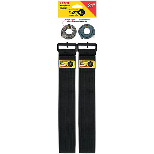 Wrap-It Storage Straps Super Stretch 24