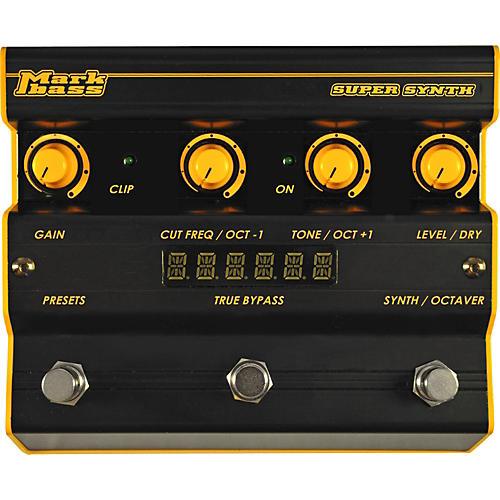 Markbass Super Synth Bass Pedal