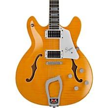 Super Viking Flame Maple Electric Guitar Level 2 Dandy Dandelion 190839343390