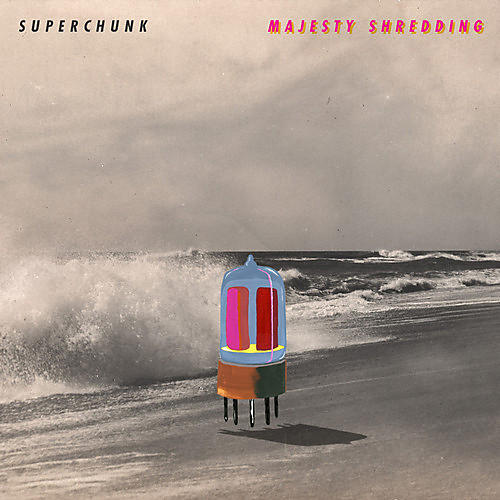 Alliance Superchunk - Majestic Shredding