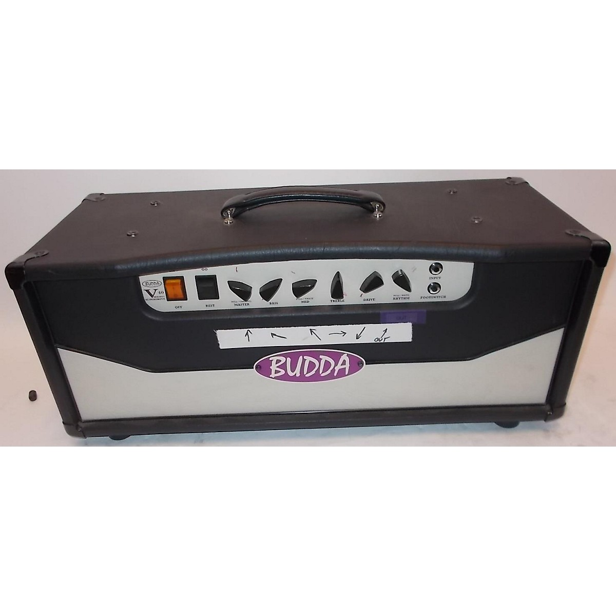 Budda Superdrive V40 Tube Guitar Amp Head