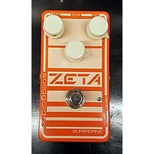 SolidGoldFX Superdrive ZETA Effect Pedal