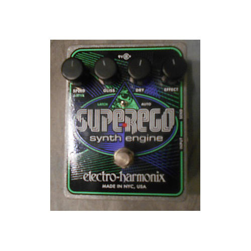 Electro-Harmonix Superego Synth Effect Pedal