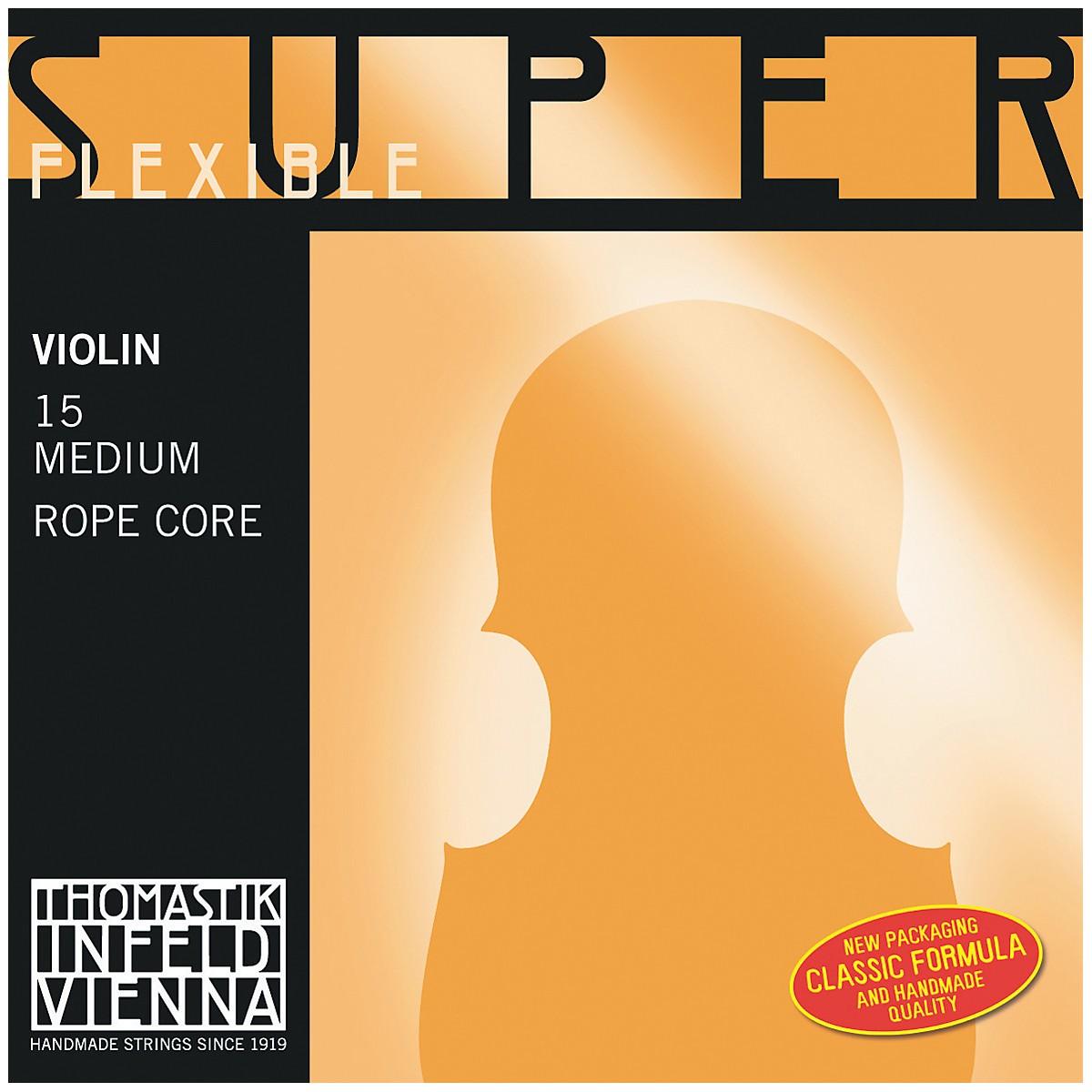 Thomastik Superflexible 4/4 Size Violin Strings
