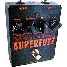 Voodoo Lab Superfuzz Pedal Level 1