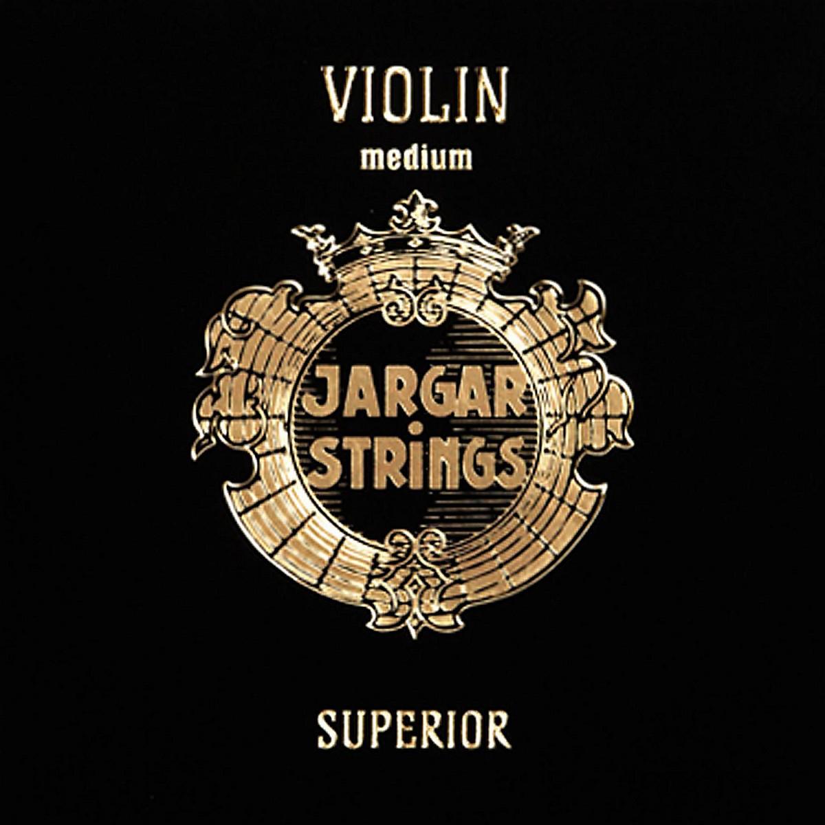 Jargar Superior Series Synthetic Violin String Set