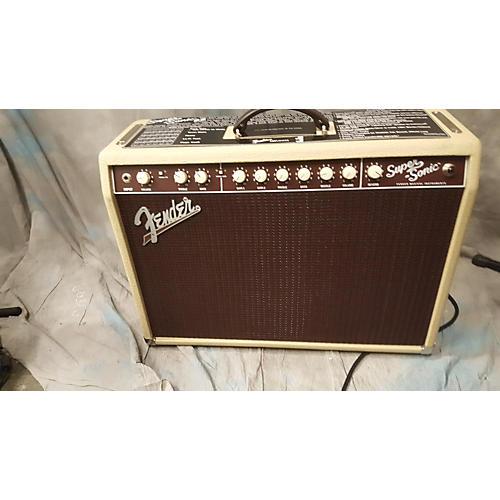 Fender Supersonic 22 Tube Guitar Combo Amp