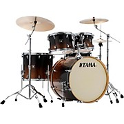 Superstar Classic 5-Piece Shell Pack Coffee Fade