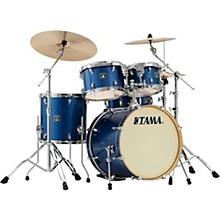Superstar Classic 5-Piece Shell Pack with 20 in. Bass Drum Indigo Sparkle