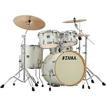Superstar Classic 5-Piece Shell Pack with 20 in. Bass Drum Satin Arctic Pearl