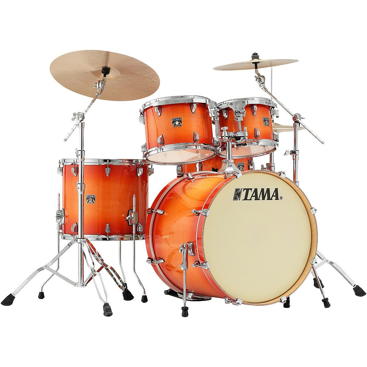 TAMA Superstar Classic 5-Piece Shell Pack with 22 in. Bass Drum