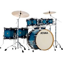 Superstar Classic 7-Piece Shell Pack Blue Lacquer Burst