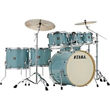 Superstar Classic 7-Piece Shell Pack Light Emerald Blue Green