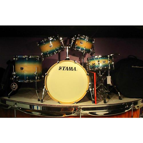 used tama superstar classic drum kit caribbean natural burst guitar center. Black Bedroom Furniture Sets. Home Design Ideas