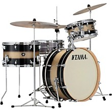 Superstar Classic Maple Neo-Mod 3-Piece Shell Pack with 22 in. Bass Drum Mod Gold Duco