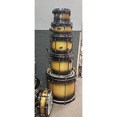 used tama superstar hyperdrive drum kit 2 color sunburst guitar center. Black Bedroom Furniture Sets. Home Design Ideas