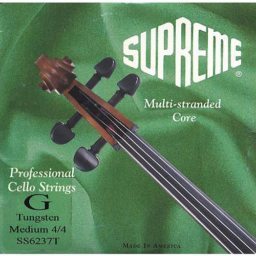 Super Sensitive Supreme Cello Strings