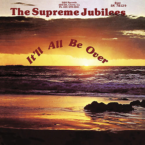 Alliance Supreme Jubilees - It'll All Be Over
