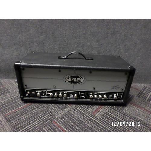used peavey supreme xl 100 watt solid state guitar amp head guitar center. Black Bedroom Furniture Sets. Home Design Ideas