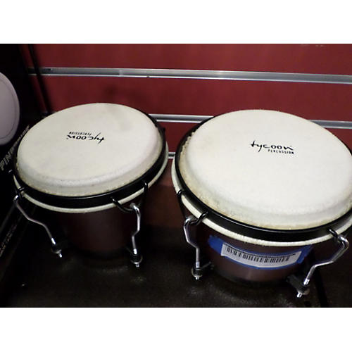 Tycoon Percussion Supremo Select Series Bongos 7 And 8 1/2 Inch Bongos