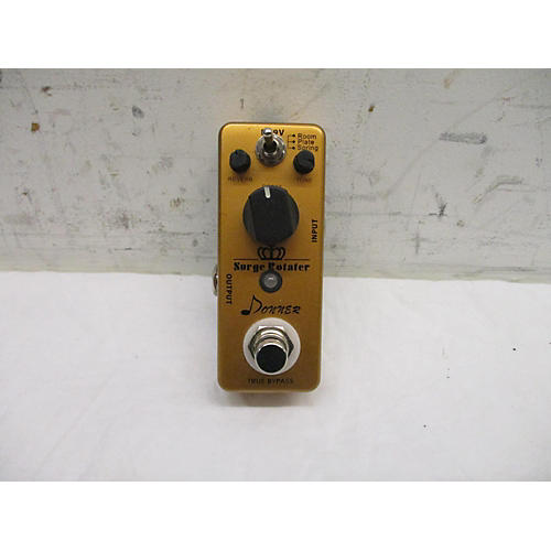 Donner Surge Rotater Effect Pedal