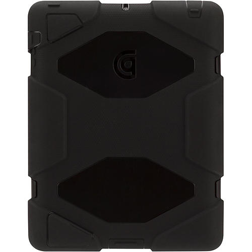 Griffin Survivor Case for iPad 2, 3, 4