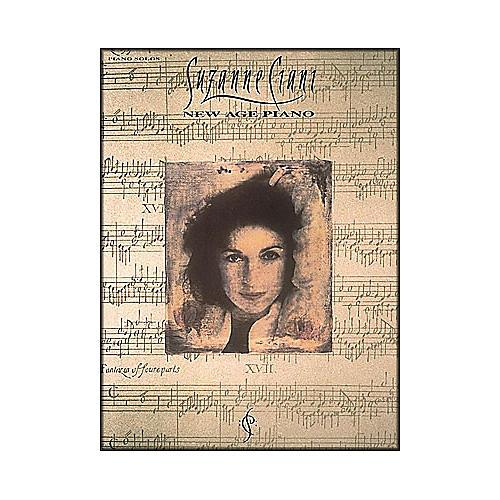 Hal Leonard Suzanne Ciani - New Age Piano arranged for piano solo