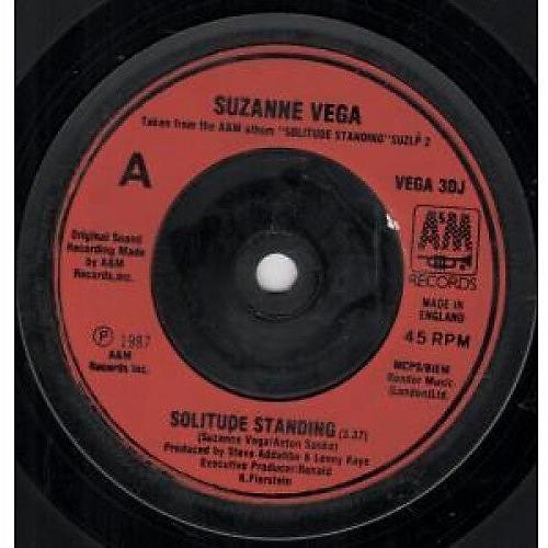 Alliance Suzanne Vega - Solitude Standing