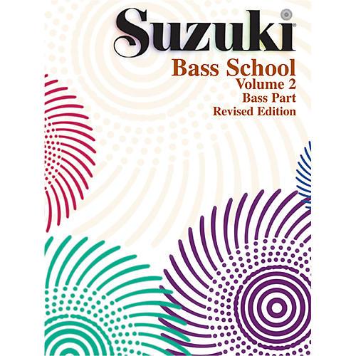 Alfred Suzuki Bass School Volume 2 (Book)