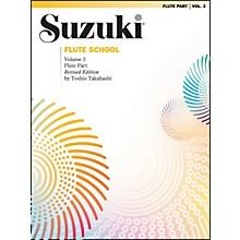Alfred Suzuki Flute School Flute Part Volume 3 Volume 3 (Revised)