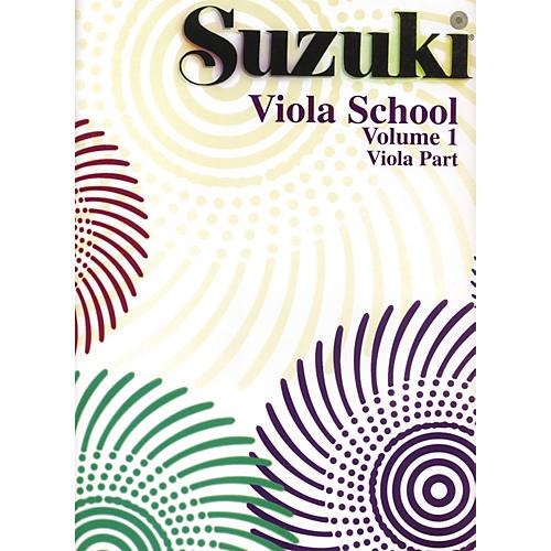 Alfred Suzuki Viola School Viola Part, Volume 1 Textbook