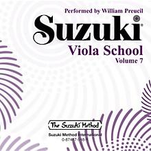 Alfred Suzuki Viola School, Volume 7 (CD)